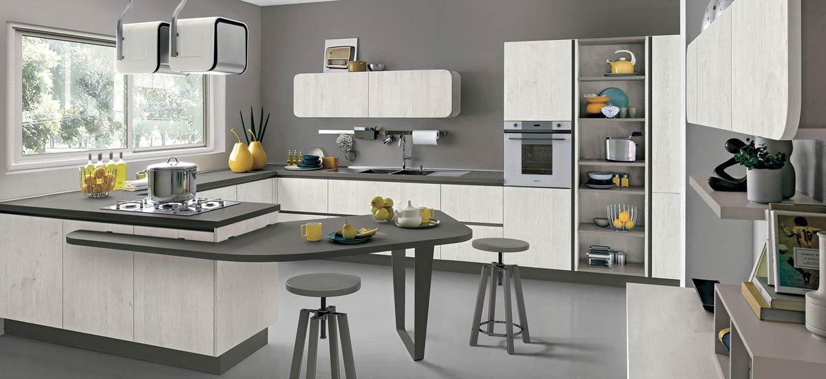 Stunning Cucina Lube Adele Contemporary - Ideas & Design 2017 ...