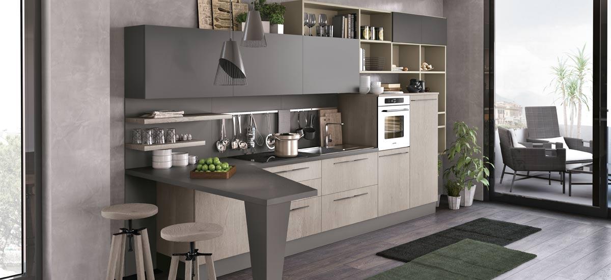 Cucina Lube CLOVER - CucinArredi