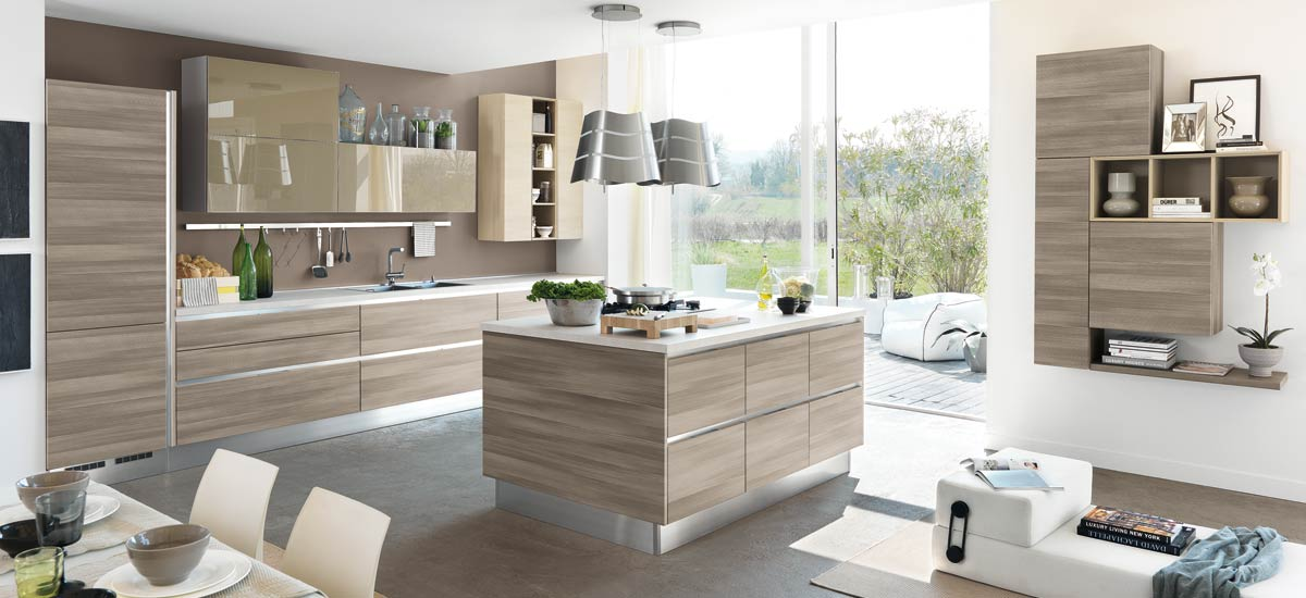 Lube Gallery. Elegant Cucine Moderne Lube Modello Gallery With ...