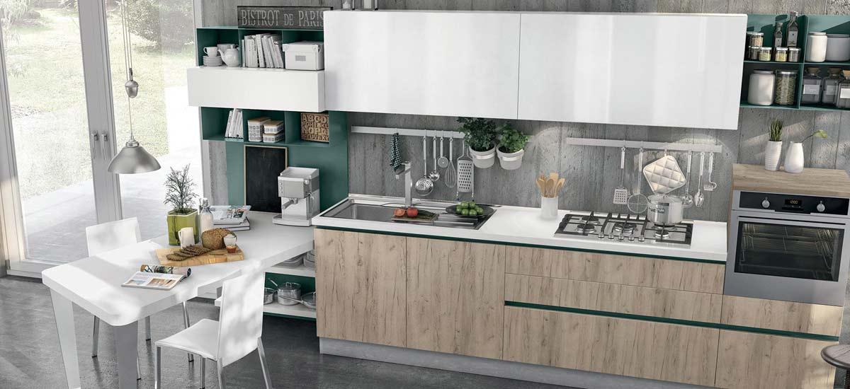 Cucina Lube IMMAGINA - CucinArredi