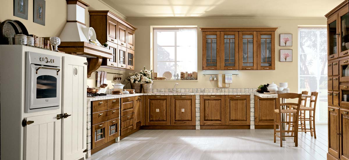 Best Cucina Lube Modello Laura Images - Home Ideas - tyger.us