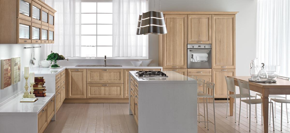 Cucine Lube, classiche e moderne by Cucinarredi