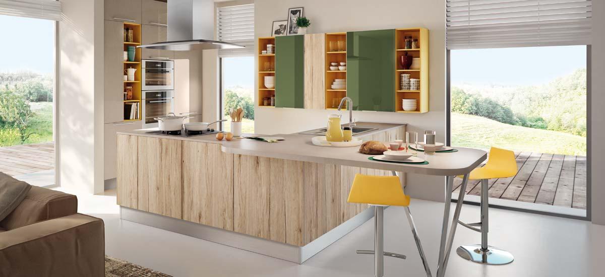 Cucina Lube SWING - CucinArredi