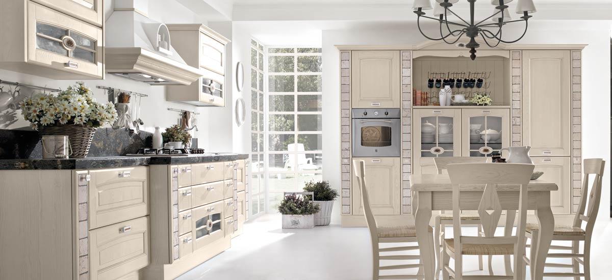 Awesome Cucine Lube Modello Veronica Contemporary - Farbideen fürs ...