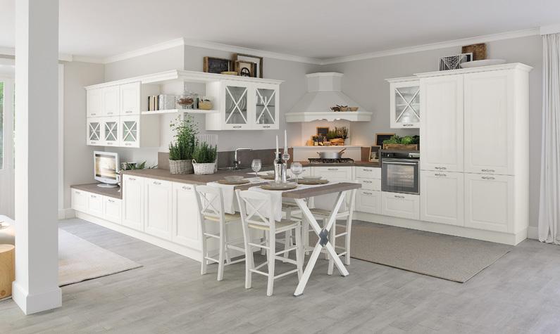 cucine lube, classiche e moderne by cucinarredi - Arredo Bagno Lube