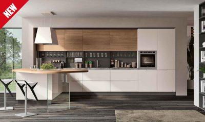 Cucina Moderna Cucina.Cucine Lube Moderne Cucinarredi