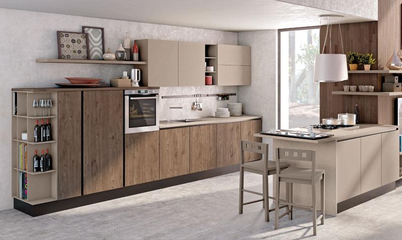 Awesome Cucina Lube Opinioni Photos - Ideas & Design 2017 ...