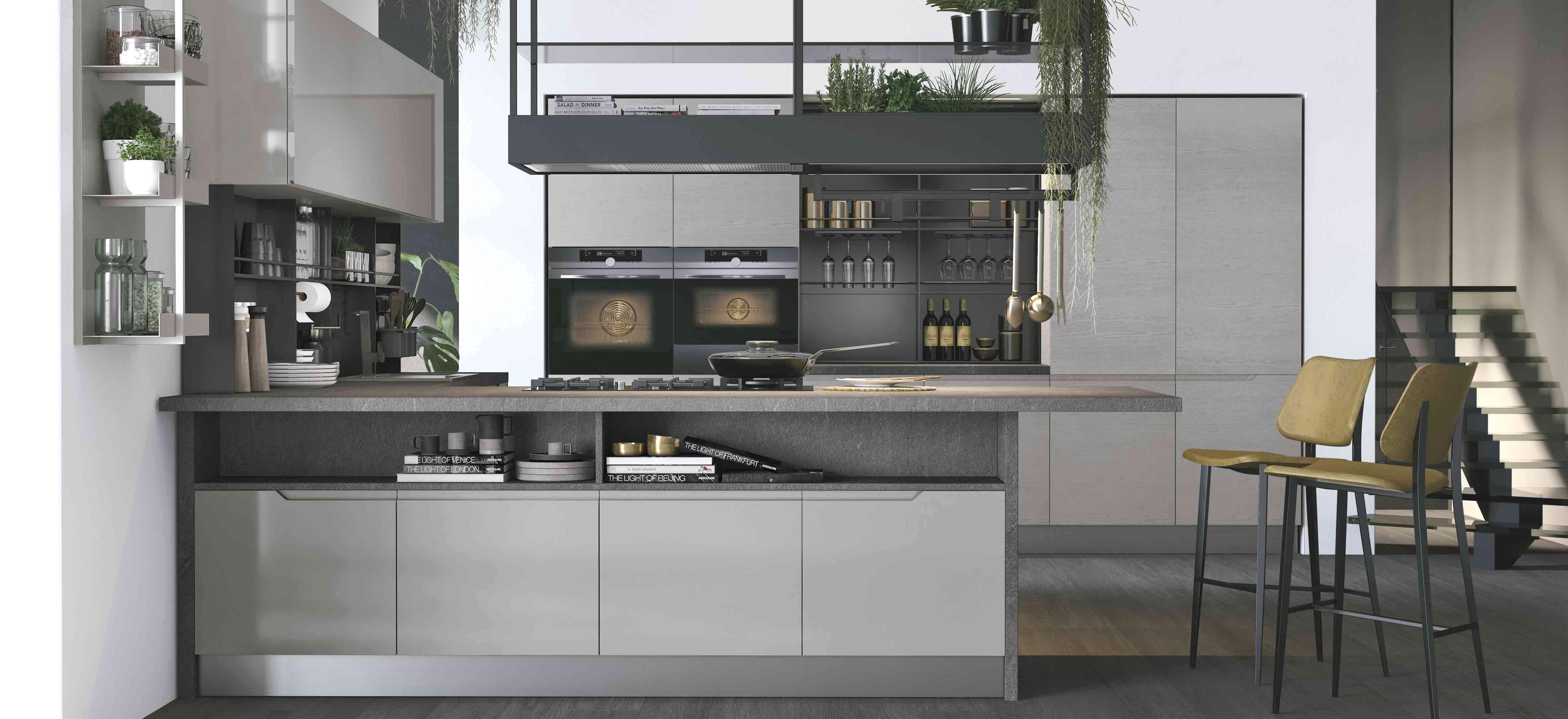 Cucina Lube LUNA - moderna - CucinArredi promo