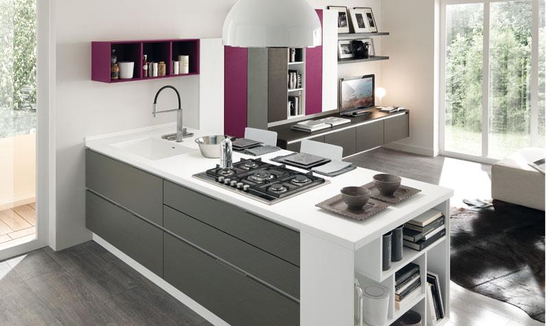 Lube Cucina Noemi. Noemi Kitchen By Cucine Lube With Lube Cucina ...