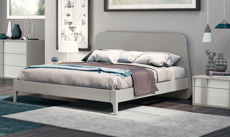 LETTO MATRIMONIALE - GOLF MOD. VIRGO