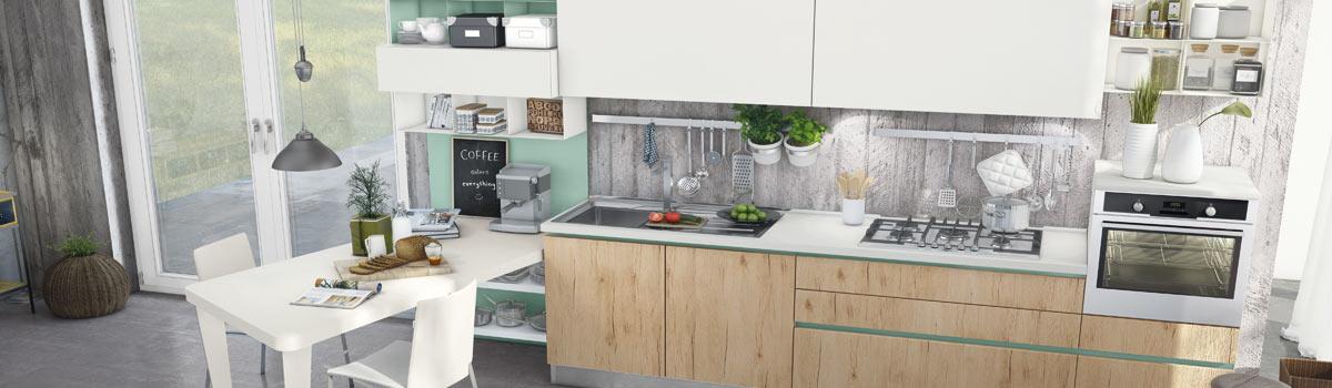 Come scegliere la cucina? - 6 facili passaggi per farlo al meglio