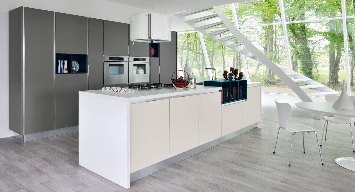 Cucina AD ISOLA, 5 soluzioni originali - Idee di arredo