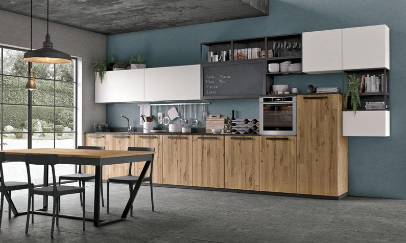 Come illuminare la cucina moderna consigli cucinarredi