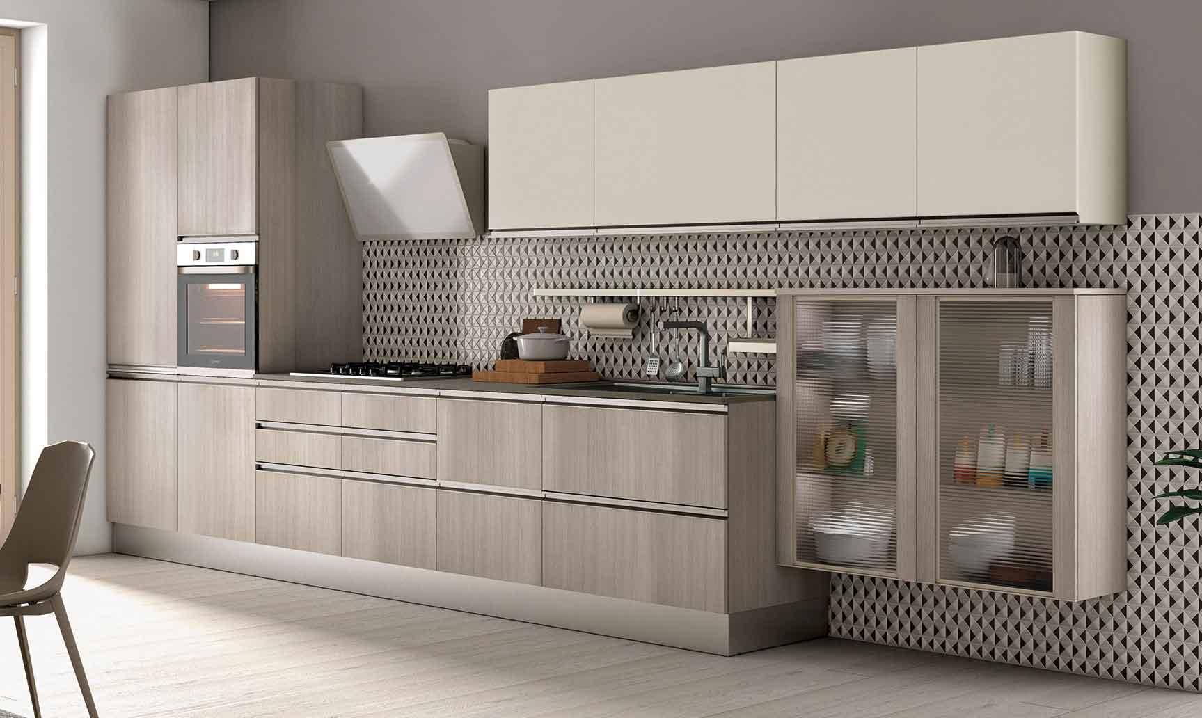 Pensili Per Cucina Prezzi cucina moderna - creo tablet - standard - cucinarredi