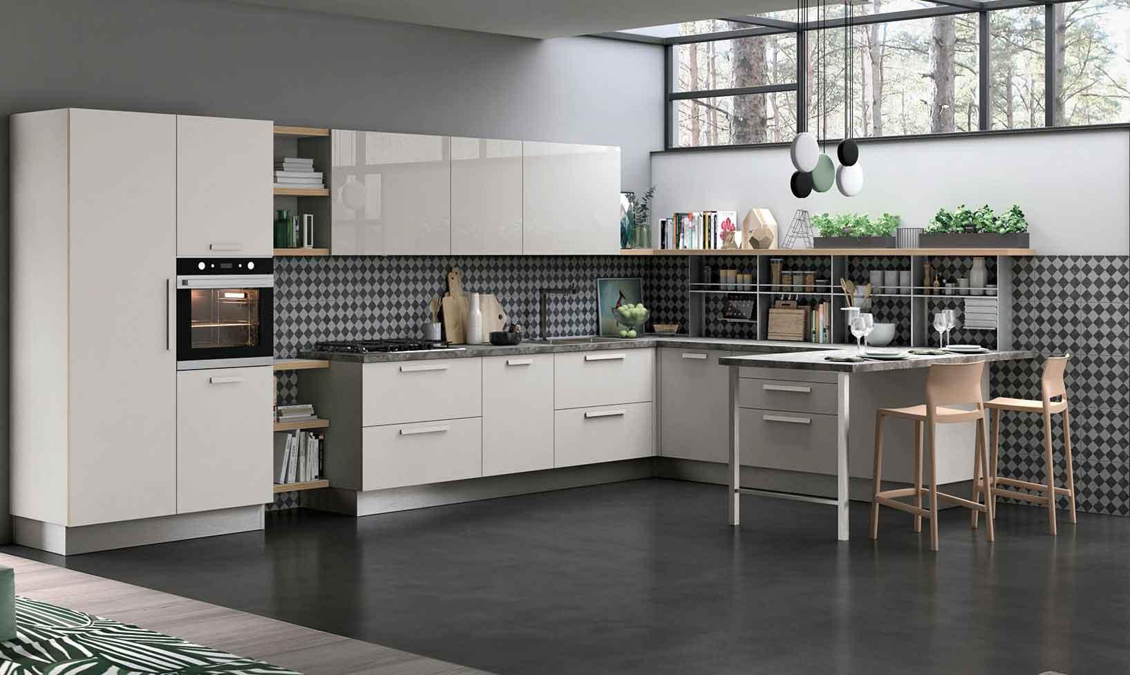 Cucine Creo Lube Opinioni cucina moderna - creo tablet - standard - cucinarredi
